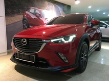 2017 MAZDA CX-3 2.0 with Bodykit pearl white