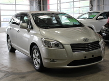 2010 TOYOTA MARK X ZIO (UNREG) (INCLUDING GST)