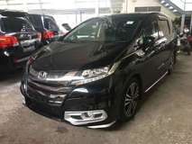 2013 HONDA ODYSSEY 2.4 ABSOLUTE  BLACK EDITION