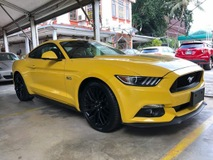 2016 FORD MUSTANG 5.0 GT V8 Full Spec UK Premium Car