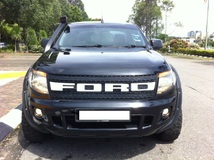 2012 FORD RANGER 2.2L XLT 4WD