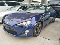 2015 TOYOTA FT-86 GT86 2.0 BLUE EDITION