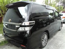 2013 TOYOTA VELLFIRE 2.4 GOLDEN EYES GE RECOND UNREG ZP