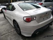 2013 TOYOTA FT-86 GT86 WHITE EDITION BODYKIT SPEC