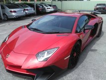 2016 LAMBORGHINI AVENTADOR LP7504 SV SUPERVELOCE 600 UNIT LIMITED