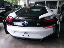 2016 BMW I8 1.5 Plug in Hybrid Coupe