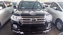 2016 TOYOTA LAND CRUISER 46 ZX NEW MODEL HIGH SPEC THEATRE SUNROOF UNREG