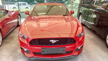 2015 FORD MUSTANG 2.3 (M) ECOBOOST UK  UNREG