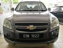 2010 CHEVROLET CAPTIVA LT