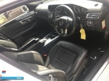 2014 MERCEDES-BENZ E-CLASS Unreg Mercedes Benz E250 2.0 AMG Turbo Paddle Shift 7G