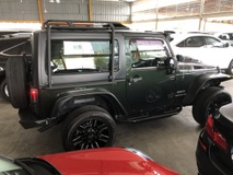 2011 JEEP WRANGLER 3.8 V6 2 Doors Limited Off Road Offer Offer