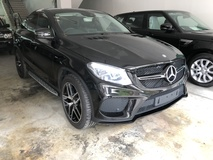 2015 MERCEDES-BENZ GLE GLE450 Coupe AMG 3.0 BiTurbo Unreg INC GST