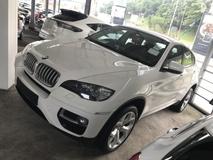 2014 BMW X6 BMW X6 40Di XDRIVE 8G 5 SEATERS FL SPEC 2014 UNREG PRICE WITH GST
