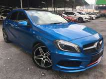 2013 MERCEDES-BENZ A250 2.0 AMG SPORT Panoramic Roof
