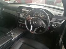 2013 MERCEDES-BENZ E-CLASS E200 AMG UK