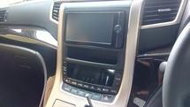 2014 TOYOTA VELLFIRE 2.4 Golden Eye 2 Edition Power Boot Leather seats Unreg