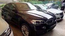 2015 BMW X6 40D 3.0 (A) SUV