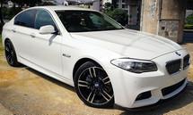 2013 BMW 5 SERIES 523d 2.0 (DIESEL) TWIN TURBO JAPAN SPEC UNREG
