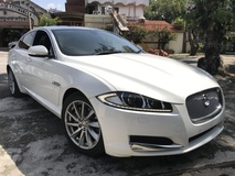 2012 JAGUAR XF 3.0 SUNROOF UK NEW UNREG