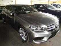 2014 MERCEDES-BENZ E-CLASS E200 AMG SPORT PACKAGE Unregistered