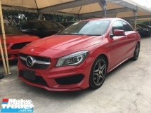 2016 MERCEDES-BENZ CLA 2.0 CLA250 AMG Camera Turbo 7Speed