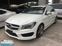 2016 MERCEDES-BENZ CLA 2.0 AMG CLA250 Bodykit Camera Paddle Shift 7G