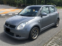 2008 SUZUKI SWIFT 1.5L (AT)