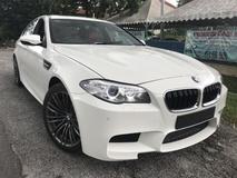 2014 BMW 5 SERIES M5 4.4 TWIN TURBO UK NEW UNREGISTER