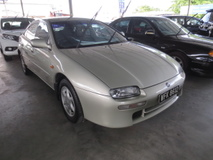 1996 MAZDA 323 F