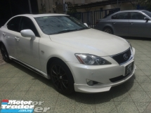 2006 LEXUS IS250 2.5 (A)
