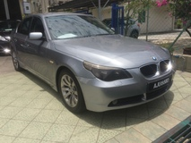 2005 BMW 5 SERIES 523i 2.5 (A)