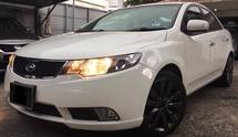 2011 NAZA FORTE 2.0(A)SPORTY LUXURY EDITION KEYLESS LEATHER SEAT