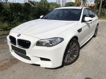 2014 BMW M5 M5 4.4 Unreg