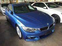 2014 BMW 4 SERIES M Sport Rear Camera Memory Electric Seat