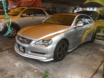 2007 TOYOTA MARK X 2.5 (A)