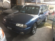 1995 NISSAN AD RESORT blue
