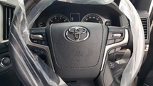 2016 TOYOTA LAND CRUISER ZX 60TH BLACK LEATHER SELECTION