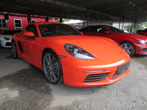 2016 PORSCHE CAYMAN 2.0 NEW FACELIFT