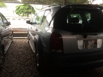 2004 SSANGYONG REXTON 4WD
