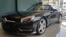 2013 MERCEDES-BENZ SL-CLASS 2013 MercedesBenz SL350 3.5 AMG Convertible UNREG LIKE NEW CALL 019 3839680 CHONG