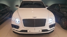 2016 BENTLEY BENTAYGA  6.0 SUV FULL SPEC UNREG  0% GST PLS CALL 0193839680 CHONG