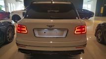 2016 BENTLEY BENTAYGA  6.0 SUV FULL SPEC UNREG  0% GST PLS CALL 0193839680 CHONG