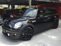 2013 MINI Clubman Cooper S 1.6 (UNREG)