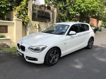 2014 BMW 1 SERIES 118I