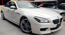 2013 BMW 6 SERIES 640i MSPORT 3.0V6 TWIN TURBO JAPAN SPEC UNREG