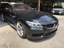 2014 BMW Z4 2.0 Twin Power Turbo M Sport Unreg Offer Offer