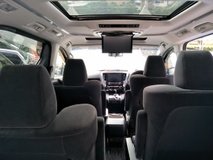 2015 TOYOTA ALPHARD 2.5 SA SUNROOF RADAR 4 CAMERA SYSTEM