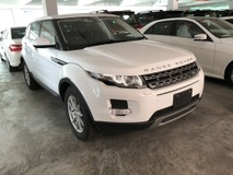 2015 LAND ROVER EVOQUE 2.0 Si4 Unreg 9 Speed Meridian 5 Camera No GST