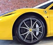 2010 FERRARI 458 ITALIA 4.5 V8