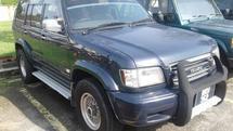 2002 ISUZU TROOPER 4X4